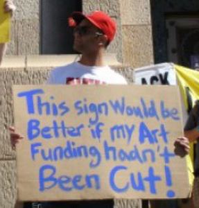 art funding